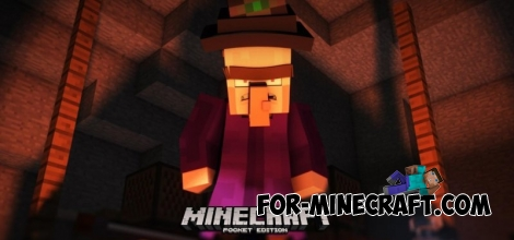 Witches in MCPE 0.14.0