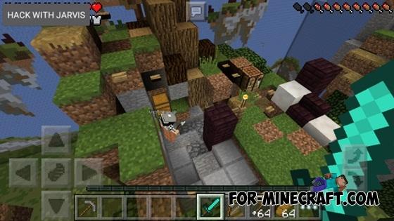 [0.7.0] [v1.7] Skyblock For Minecraft Pocket Edition [NEW ITEMS]
