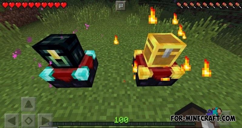 Minecraft 0.13.1 pe скачать