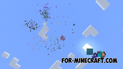 Firework / AgameR Fireworks mod for Minecraft PE 0.11/0.13/0.14/0.15.10