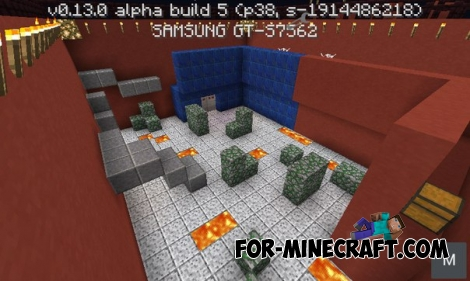 PvP arena map for MCPE 0.13.0/0.13.1