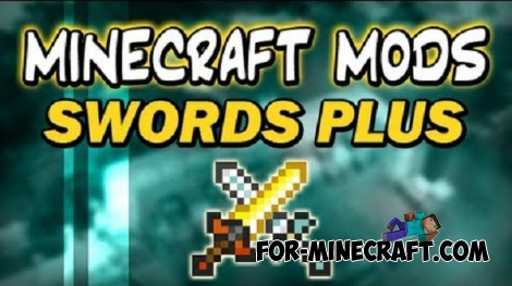 Sword++ mod for Minecraft PE 0.13.0/0.13.1