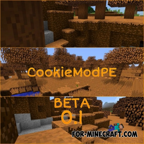 CookieModPE for Minecraft PE 0.13