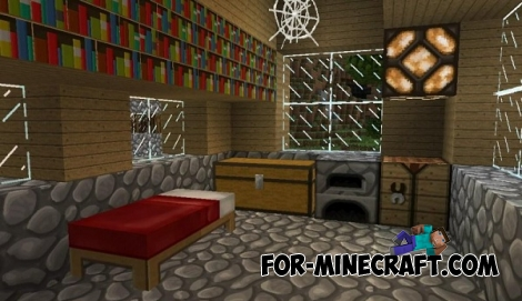 Faithful texture for MCPE 0.17.0/1.0.4 (32x/64x)