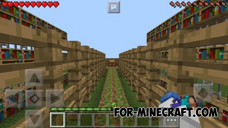 Real Boxing map for Minecraft PE 0.14.0