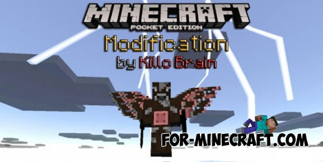 MCPE Modification by Killo Brain [Minecraft PE 0.14.0]