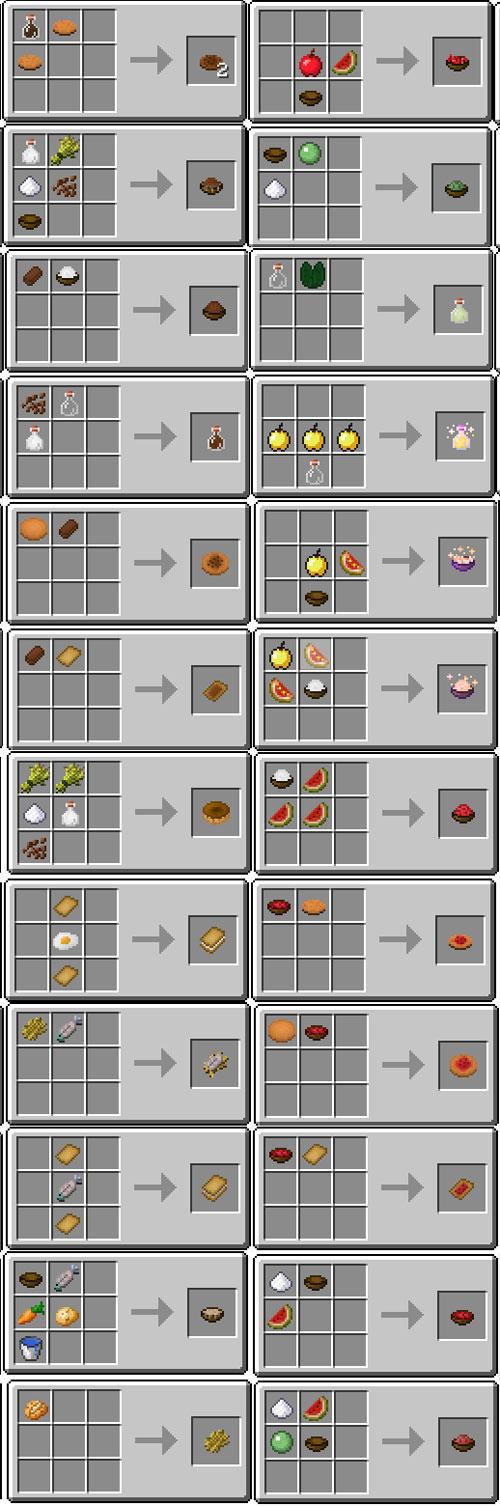 Food mod for minecraft pe 0140 usefull food mod for minecraft pe 0140 forumfinder Gallery