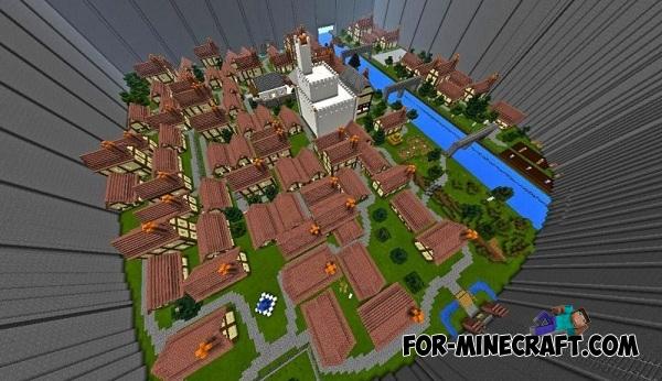 No kyojin map for minecraft pe 0140 shingeki no kyojin map for minecraft pe 0140 sciox Image collections