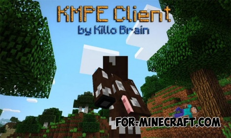KMPE Client by Killo Brain [MCPE 0.14.0]