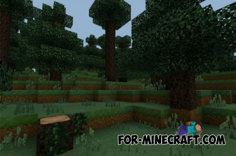 Pamplemousse PE texture for MCPE 1.2
