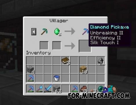 Pistons, trade, improved graphics - Minecraft PE 0.15.0