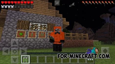 SimpleTech addon for Minecraft PE 0.14.0