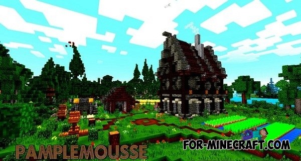 Top 10 of best small maps for mcpe for Decoration mod mcpe 0 14 0
