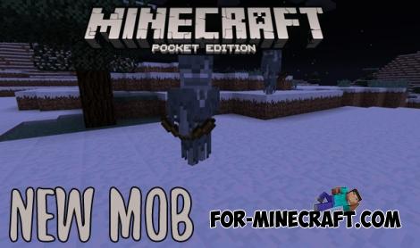 MCPE 0.15.0 - New mob!