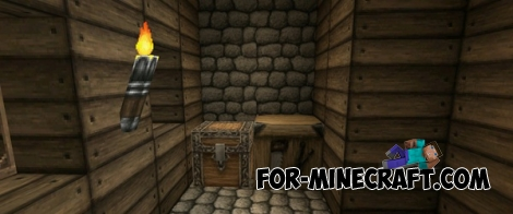 Ovo's Rustic: Redemption for Minecraft PE 1.1