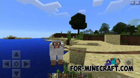 Leads in MCPE 0.15.0
