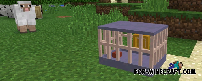 Ideacraft mod for mcpe for Decoration mod mcpe 0 14 0