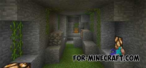 Minecraft Trials PE map for MCPE 0.14/0.14.2
