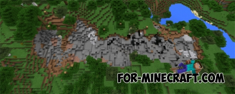 Super Crazy Trails mod for Minecraft PE 0.14.0/0.14.1/0.14.2