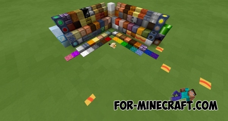 New Super Mario Craft texture for Minecraft PE 0.15.0/0.15.1