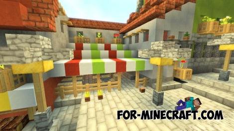 WillPack texture for Minecraft PE 0.15.0/0.15.1