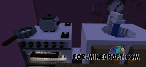 Hide and Seek maps for Minecraft PE 0.15 (5 maps)
