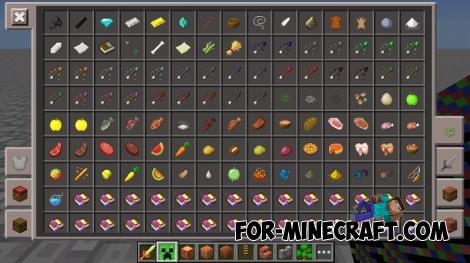 Color Underground Texture [16×16] for Minecraft PE 0.15