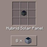 Advanced Solar Panels addon for Minecraft PE 0.15