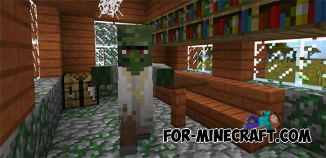 Savannah village seed for MCPE 0.15