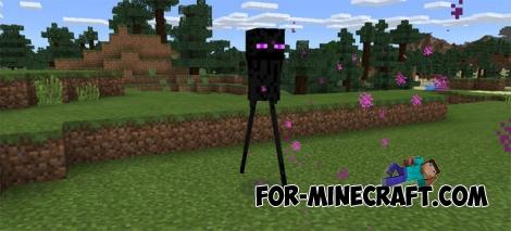 Mega Mobs mod for Minecraft PE 0.15