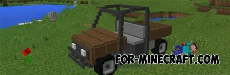 Mech Mod v1.4.0 for Minecraft Pocket Edition 0.13/0.14/0.15/0.16.2