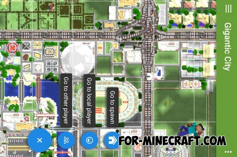 Blockotopograph for Minecraft PE 0.15