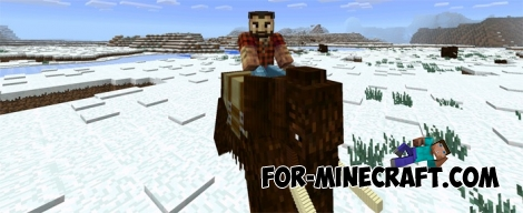 Pocket Creatures Mod for Minecraft PE 0.15.0/0.15.7