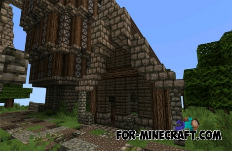 John Smith Legacy for Minecraft PE 0.16.0/0.17.0 (1.0.4)