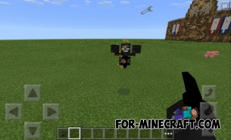 Minecraft PE 0.16.0 - WITHER BOSS
