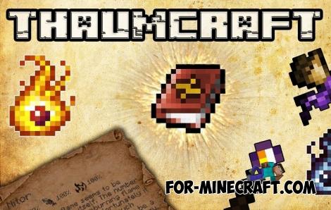 Thaumcraft PE [1.01 beta] for Minecraft PE 0.15