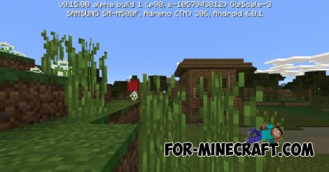 The Witch's House seed for Minecraft PE 0.15 - 0.16.0