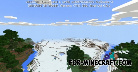 Ice seed for MCPE 0.15-0.16.0