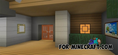 Simply Modern PE Texture for MCPE 0.16.0