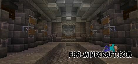 FalloutCrafter mod for Minecraft PE 0.16.0