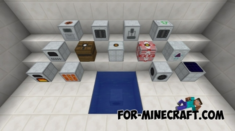 IndustrialCraft PE mod v2.0 (beta 5) for Minecraft Pocket Edition
