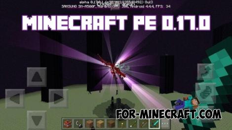 Download Minecraft PE 0.17.0 (1.0) Build 2