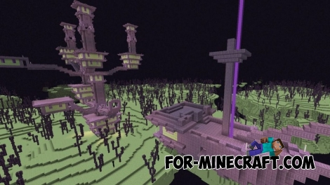 Minecraft PE 0.17.0 aka 1.0 - The Ender Update