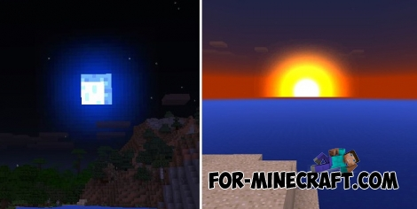 Less Annoying Texture pack for Minecraft PE 0.17