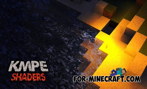 KMPE Shaders v3.1 for Minecraft Pocket Edition (1.0.5)
