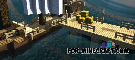 SEUS PE Shader for Minecraft PE 1.1.0.4