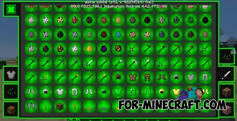 Lordpack V5 Texture pack for Minecraft PE 1.0/0.17.0