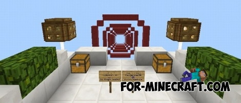 50 Rings Tested map for Minecraft PE 1.0/0.17.0