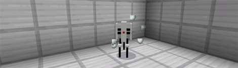 Portal 2 mod r015 for Minecraft PE 1.0/0.17.0