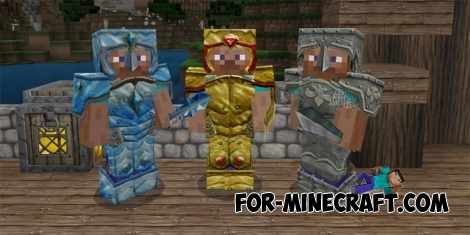 Chroma Hills Texture Pack for Minecraft PE 1.0/0.17.0